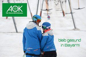 k-AOK bleib gesund in Bayern 1