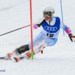 Paulina Fischer auf dem Weg zum 3. Platz