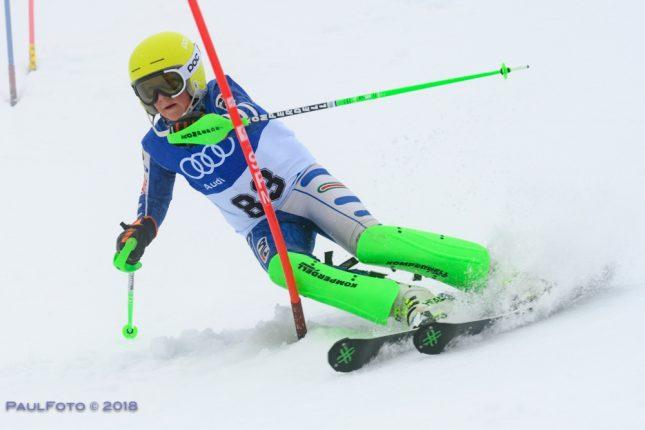 Bayerische Schülermeisterschaft Slalom 2018