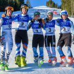 """Team """"Skiverband München 1"""""""