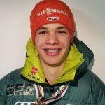 Glücklicher Sieger Philipp Raimund