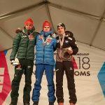 Skispringer Constantin Schmid Zweiter im Einzel