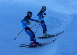 k-Ski Cross