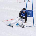 Harti Waitl auf Ski