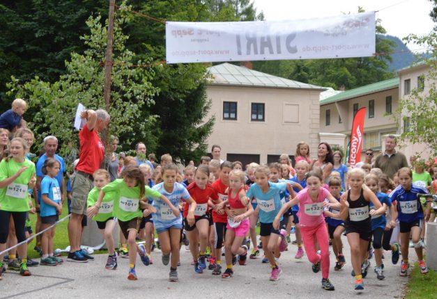Pressefoto - Hohenburger Schlosslauf 2018