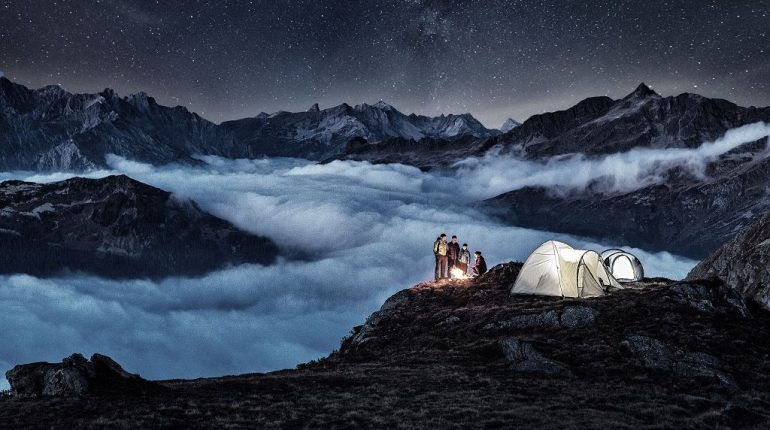 k-Alpines Campen - ©Silvretta Montafon_Daniel Zangerl