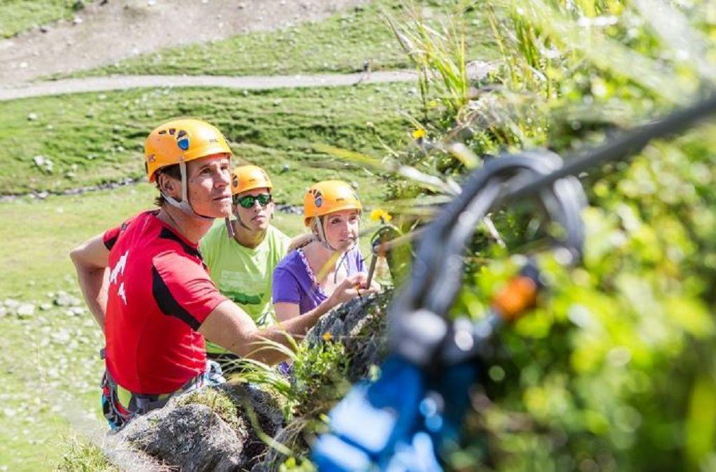Klettersteig Madrisella : Die klettersteig saison in silvretta montafon ist eröffnet