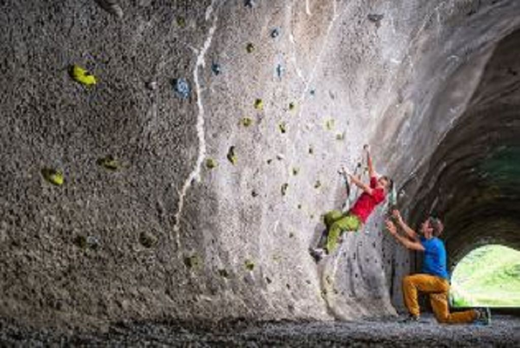 Klettersteig Madrisella : Madrisella klettersteig