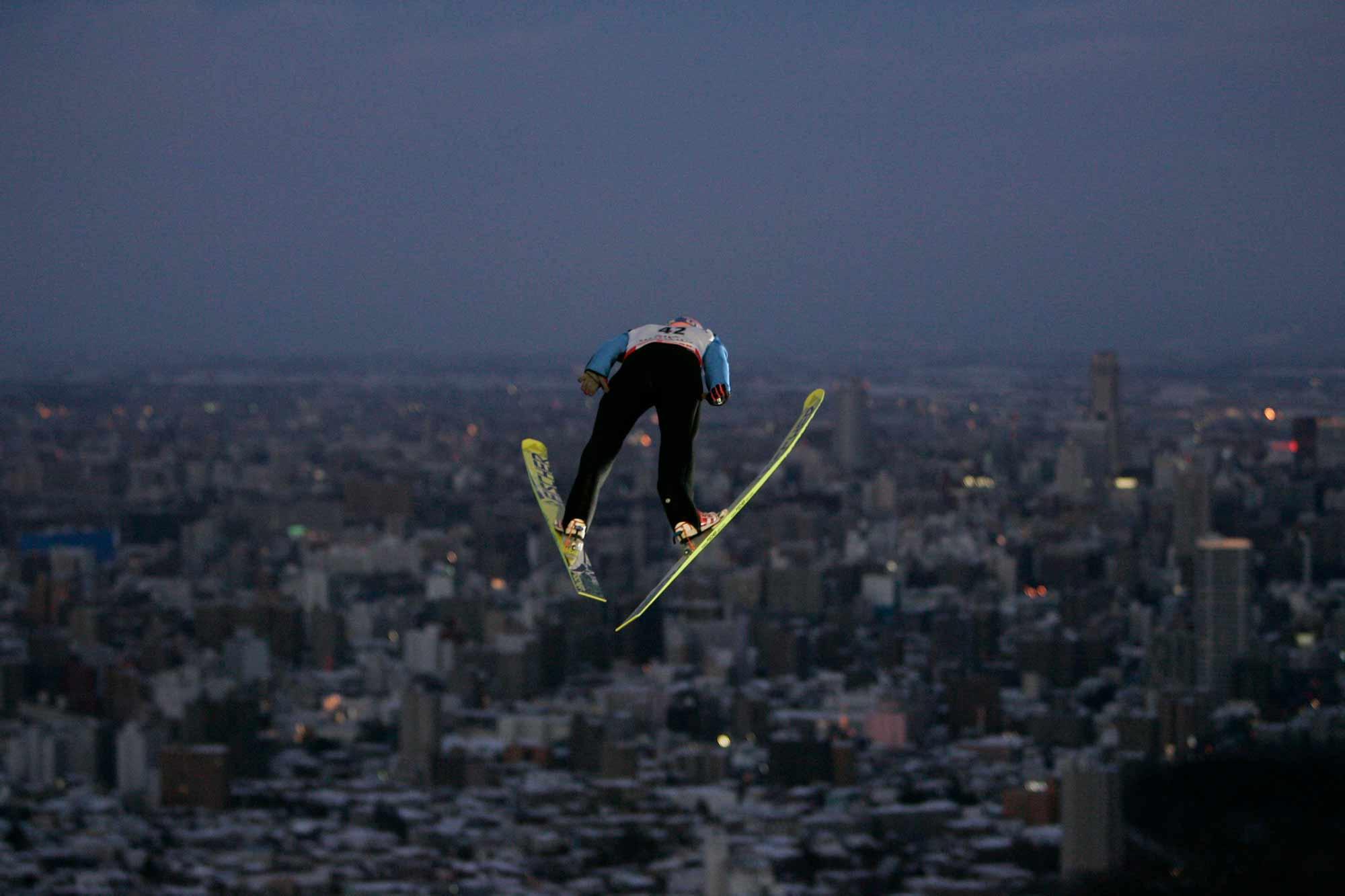 Skispringen Herren