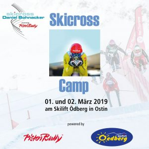 k-Skicross Camp Social Media