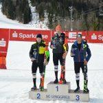 Sieger des 2. Slaloms