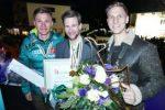 Überwältigender Empfang für Siegsdorfs erfolgreiche Wintersportler - Ehrung für Markus Eisenbichler, Pepi Ferstl und Anian Sossau