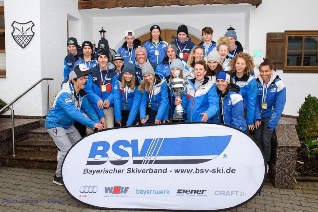 Bayern gewinnt Mannschaftswertung beim 46. Ländervergleich Ski Alpin 2019
