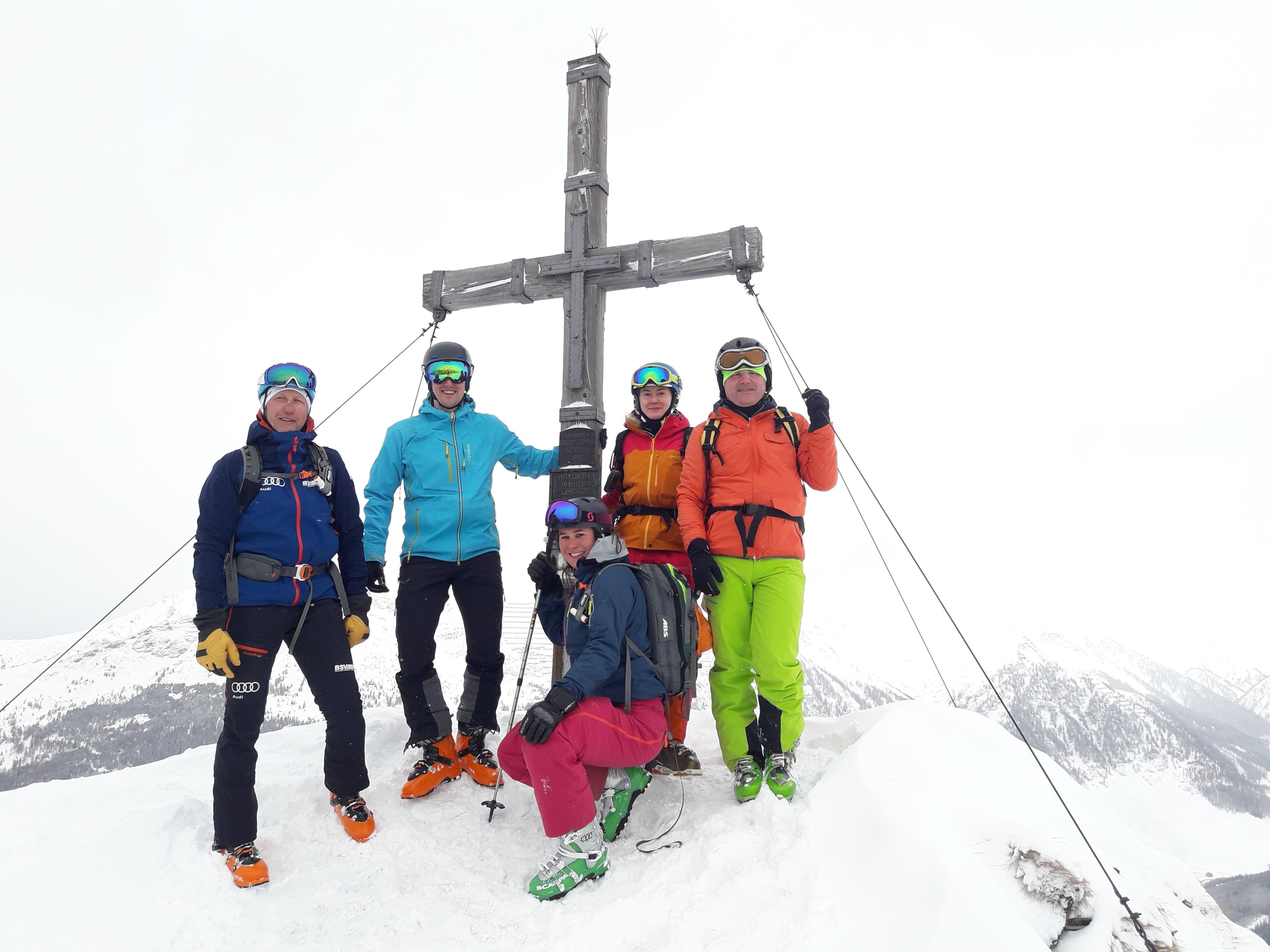 Lehrgang Instruktor Skitour in Sankt Jodok am Brenner