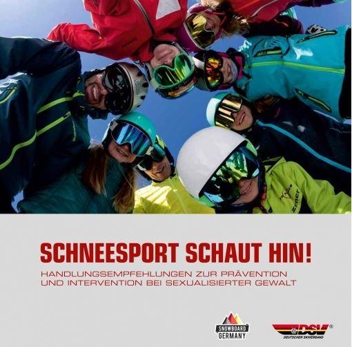 Deutscher Skiverband und Snowboard Germany starten Präventionsprogramm zu sexualisierter Gewalt