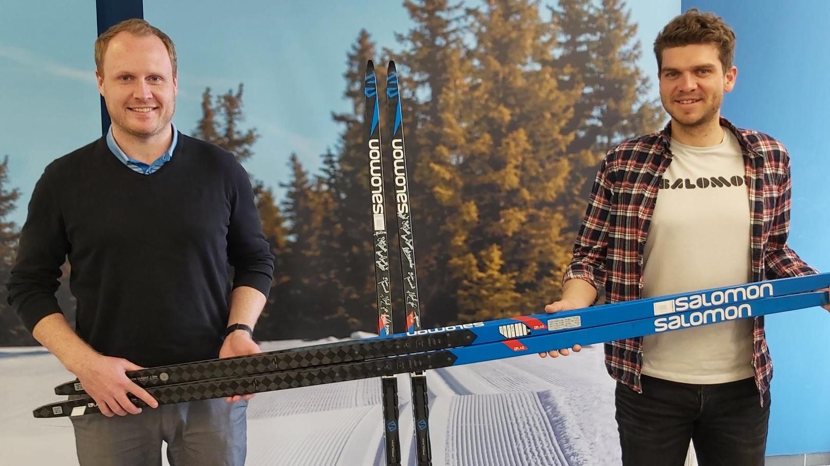 Salomon und der BSV gehen eine Partnerschaft im Bereich Nordic ein
