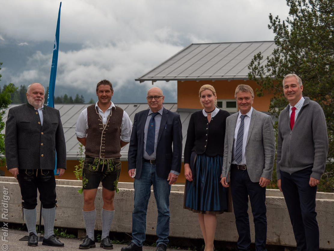 """""""50 Jahre Leistungssport"""" an den CJD Christophorusschulen Berchtesgaden"""