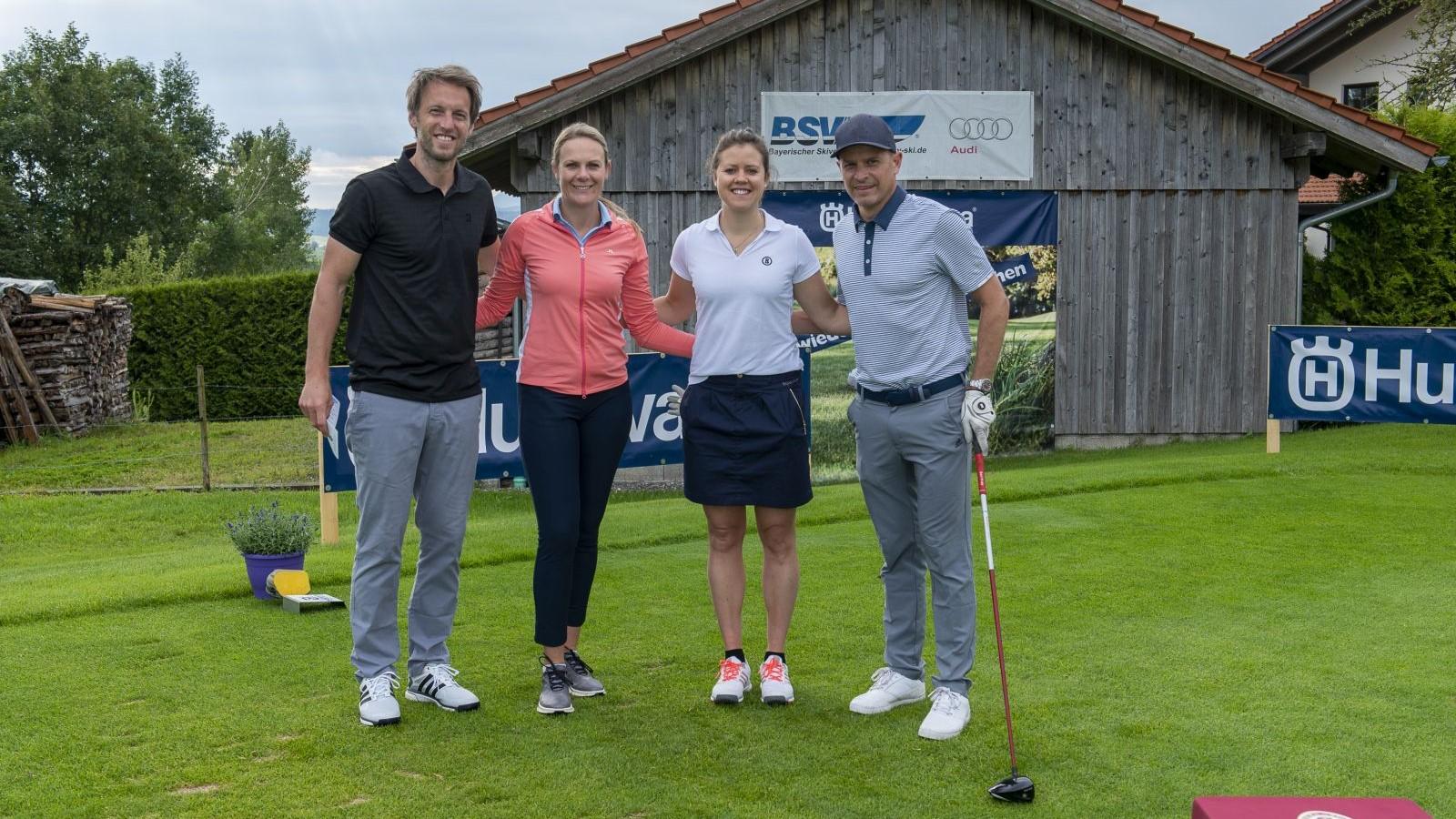 14. BSV Golfturnier presented by Husqvarna: Golfen für den Wintersportnachwuchs